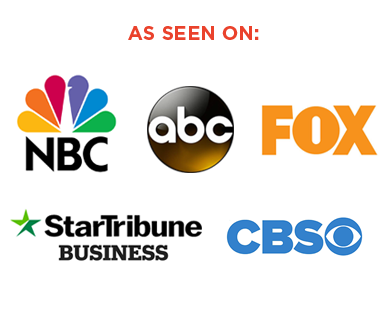Press Releases seen on NBC, ABC, FOX, CBS Sites