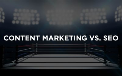 Content Marketing vs. SEO