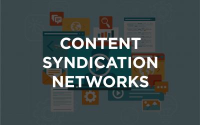 Content Syndication Networks